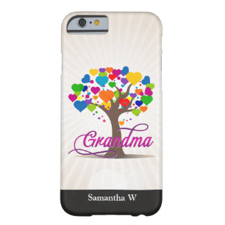 Grandma Tree of Life Hearts Barely There iPhone 6 Case