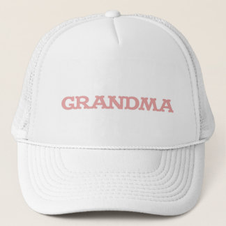 Grandma Trucker Hat