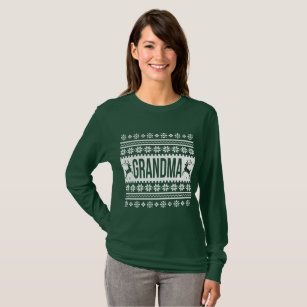 cca4401f223 Ugly Christmas Sweater T-Shirts   Shirt Designs