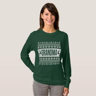 Grandma Ugly Christmas Sweater