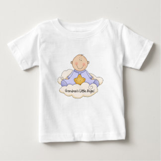 Grandma's Angel Baby Boy's Tee
