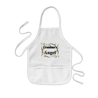 Grandma's Angel Gifts and Apparel Kids Apron