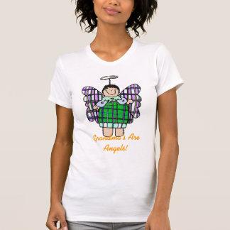 Grandma's Are Angels! Tee Shirt