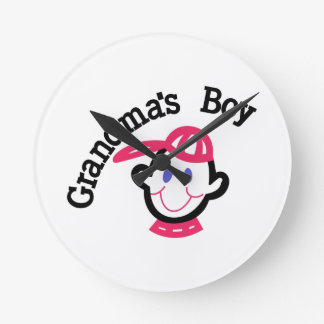 Grandmas Boy Wall Clocks