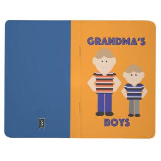 Grandma's Boys Journals