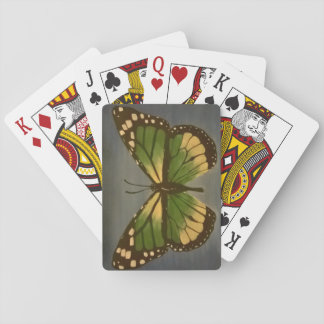 Grandma's Butterfly Playing Cards