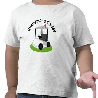 Grandmas Caddy (Golf) Tshirts