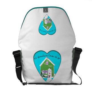 Grandma's Diaper Bag Courier Bag