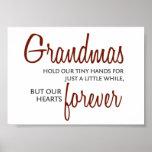 Grandmas Forever Poster
