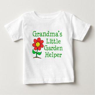 Grandma's Garden Helper Baby T-Shirt