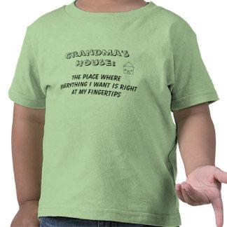Grandma's House Tshirts