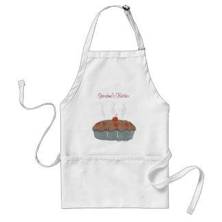 Grandma's Kitchen Cherry Pie Apron