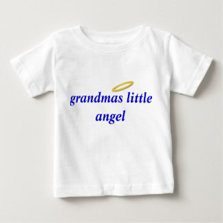 grandmas little angel baby T-Shirt