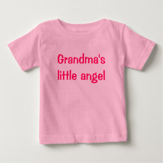 Grandma's little angel t-shirt