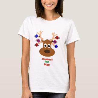 Grandma's Little Dear Ones Personalized T-Shirt