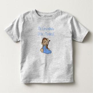 Grandma's Little Monkey Toddler T-shirt