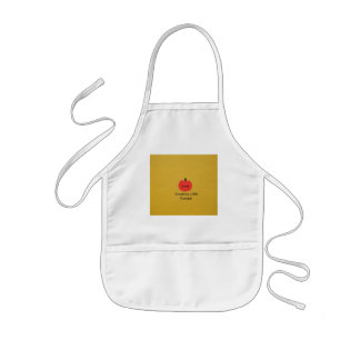 Grandma's Little Pumpkin! Kids Apron