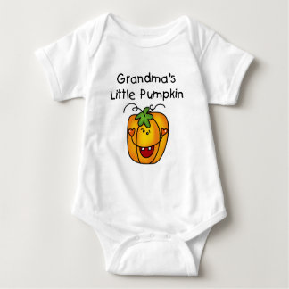 Grandma's Little Pumpkin T-shirts and gifts