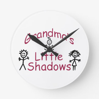 Grandma's Little Shadows Clocks
