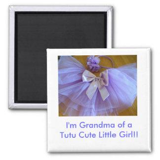 Grandma's magnet