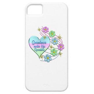 Grandmas Make Life Sparkle iPhone 5 Cover