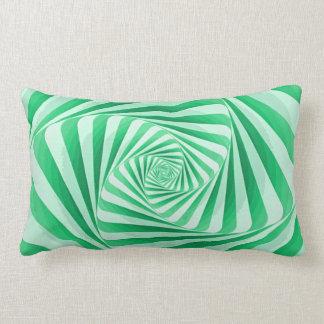 Grandma's Mint Bowl Lumbar Pillow