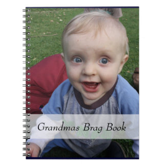 Grandmas Photo Brag Book