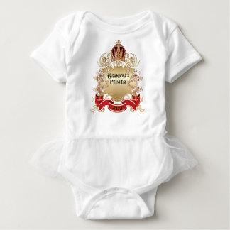 Grandmas Princess Baby Bodysuit