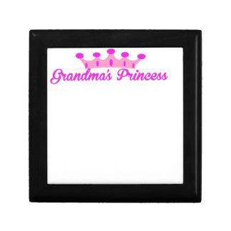 Grandma's Princess Gift Box