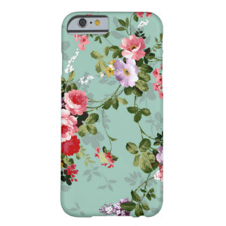 Grandma's Roses Barely There iPhone 6 Case