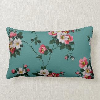 Grandma's Roses, Too Lumbar Pillow