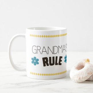 Grandmas Rule Coffee Mug