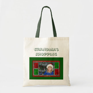 Grandma's Shopping Tote Bag