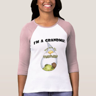 Grandma's Sunshine-African American Boy T-Shirt