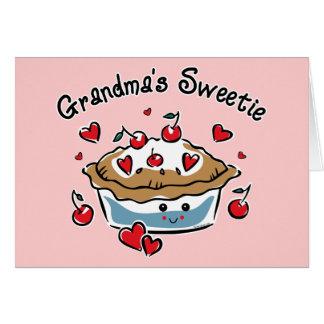 Grandma's Sweetie Pie Card