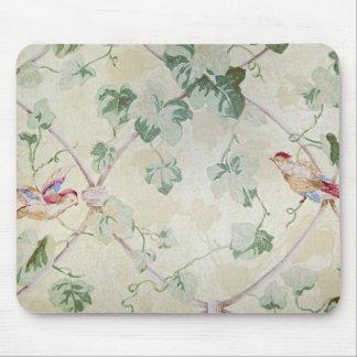 Grandma's Wallpaper Mouse Pad