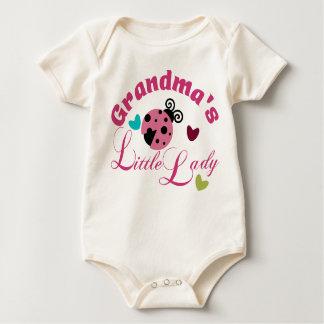 Grandmas's Little Lady Baby Bodysuit