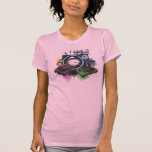Grandmaster Flash Turntables (for Her) T-shirt