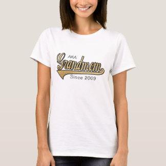 """Grandmom """"AKA (Also known as) Grandmom, Since? T-Shirt"""