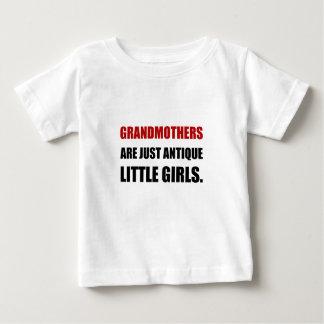 Grandmother Antique Girl Baby T-Shirt