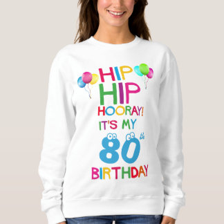 Grandmother Birthday Sweater - Add Any Age!