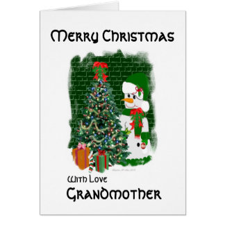 Grandmother Card