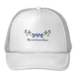 Grandmother CS Print Trucker Hat