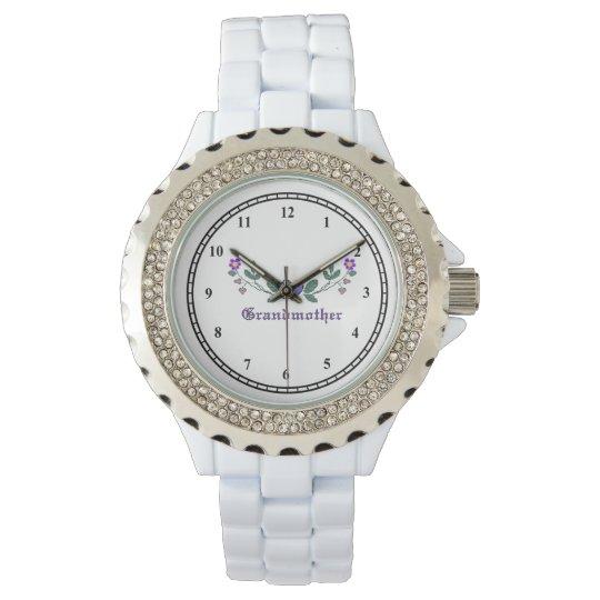 Grandmother CS Print Watches
