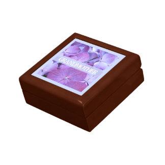 Grandmother Hydrangea Keepsake Gift Box