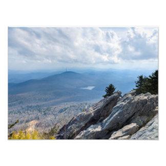 Grandmother Mountain Photo Art