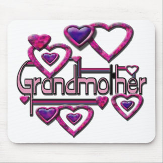 Grandmother Mouse Pad