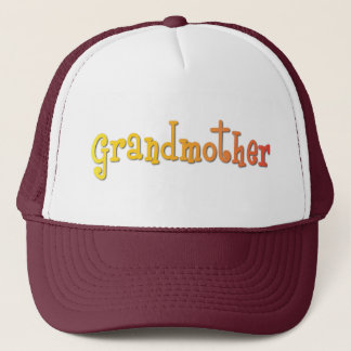 Grandmother Trucker Hat