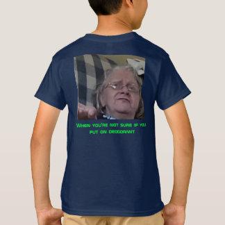 Grandmother's First video T Shirt