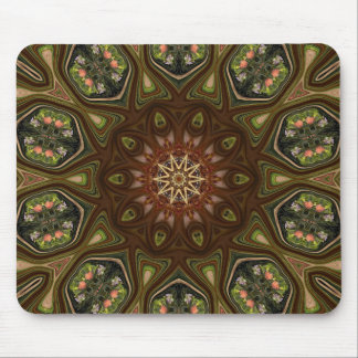 Grandmother's Flower Garden. Mouse Pad